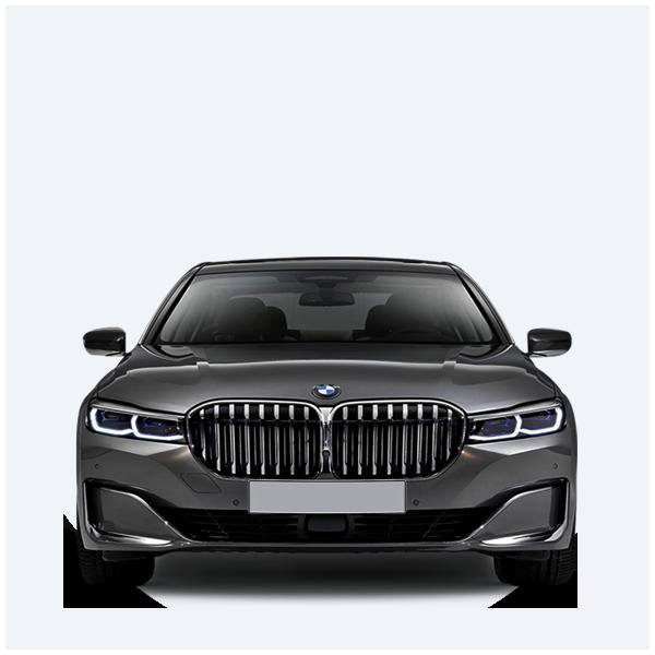 Driver Milano - BMW serie 7